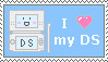 Nintendo DS stamp by kuribohspirit