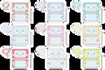 Nintendo DS icons