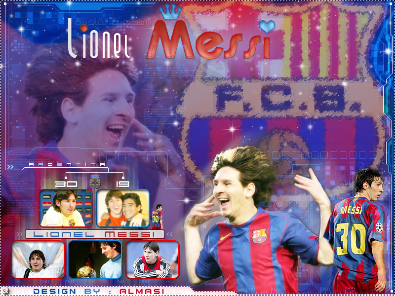 Wallpaper Of Messi