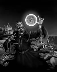 Myth and Magic Lich