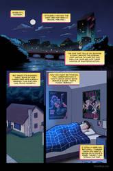 Satan Ninja 198X - Issue 1 - Page 8 by JessicaSafron