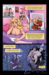 Satan Ninja 198X - Issue 1 - Page 10 by JessicaSafron