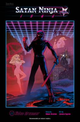Satan Ninja 198X - Issue 1: Video Dreamer (Cover)