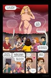 Satan Ninja 198X - Issue 2 - Page 1 by JessicaSafron