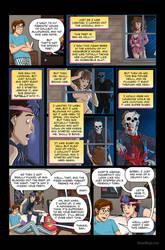 Satan Ninja 198X - Issue 2 - Page 16 by JessicaSafron