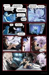 Satan Ninja 198X - Issue 2 - Page 28 by JessicaSafron