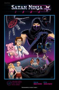 Satan Ninja 198X - #2: Party Like It's 198X