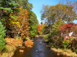Otter Brook in the Fall