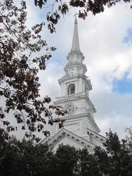 Congregational Church Steeple