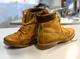 Boots Stilllife