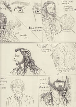 Thorin x Bilbo_from All the things she said_comic