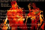 Melkor and Mairon_Wo Bist Du by EPH-SAN1634