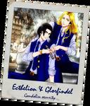 Modern AU Ecthelion and Glorfindel by EPH-SAN1634