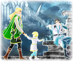 Glorfindel-Earendil-Ecthelion (Greek Mythology Sty