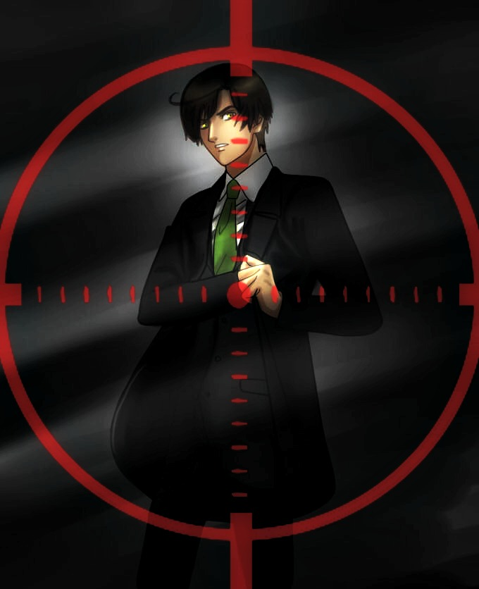 Romano Target (friend request) by EPH-SAN1634