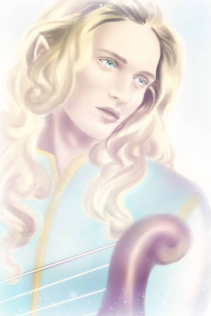 Finrod portrait by EPH-SAN1634