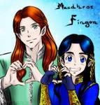 Maedhros-Fingon coloured