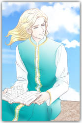 Finrod B-Day Gift by EPH-SAN1634