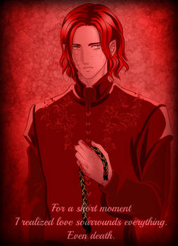 Maedhros (Cries and Whispers)