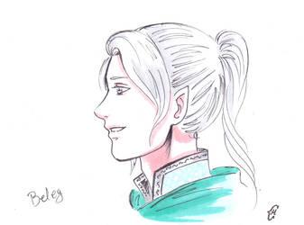 Beleg marker sketch by EPH-SAN1634