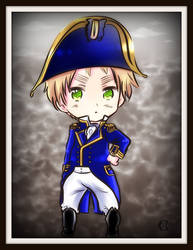 Chibi England Navy Commission