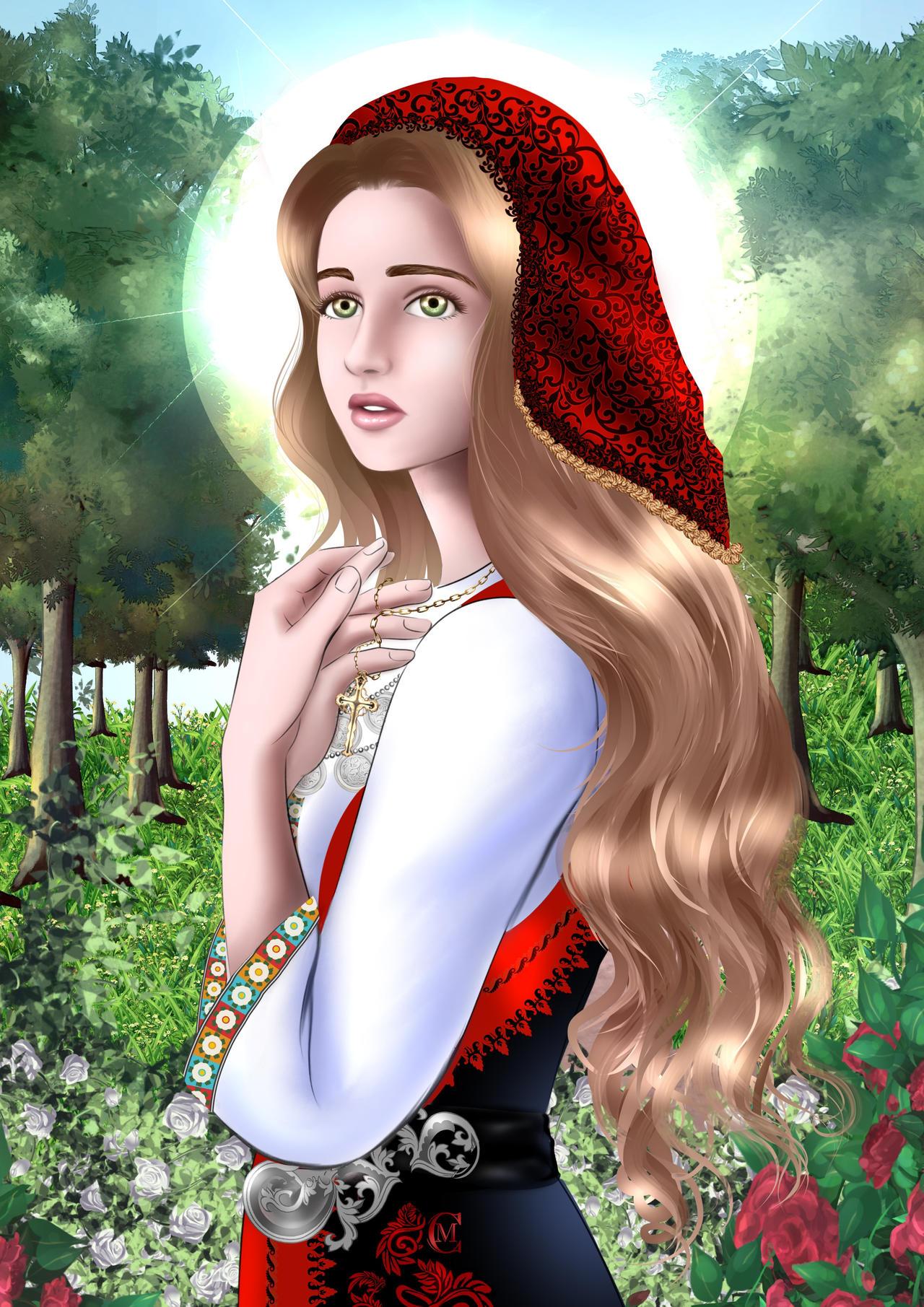 Greek Saint Kyranna