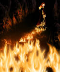 Mairon Fire walk with me by EPH-SAN1634