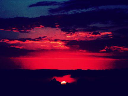 Cliche sunset 4 by nerdkink