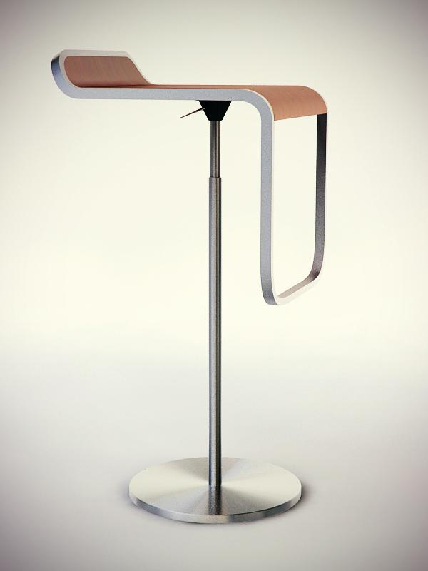 Lem Piston Stool Wood Seat By Simplychen On Deviantart