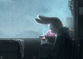 Melancholy and Chamomile by TomTC