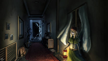 The Clover Hallway