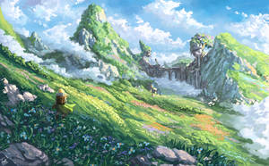 The Valley of Mist