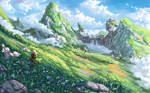 The Valley of Mist by TomTC