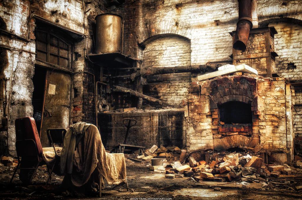 The Rust by Zhen-Yang