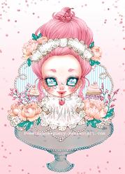 Confectionarium  :  Cupcake by SweetGrotesquery