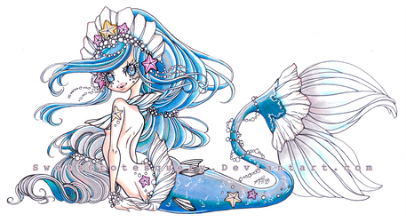 .:* Pretty Primarina *:. by SweetGrotesquery