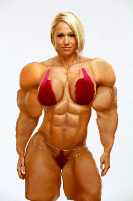 Female bodybuilders are disgusting - Page 2 - Bodybuilding