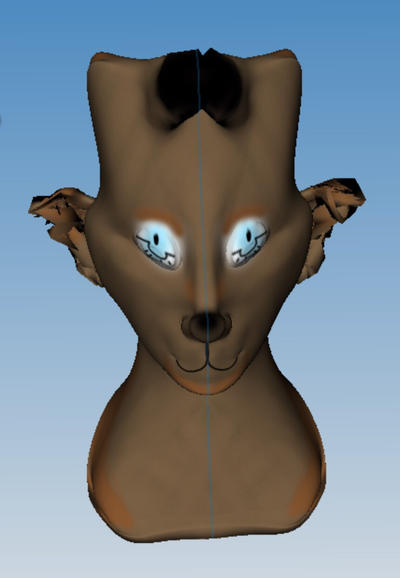 Weird 3d model made with autodesk by corkarooney on for Deviantart 3d models