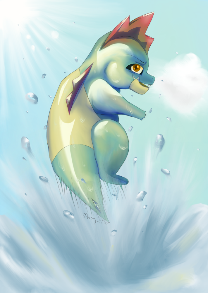 Pokemon: Croconaw