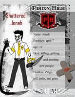 Proxy Jonah ID by DaymantheHSL