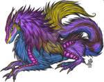 Furry Gem Dragon II