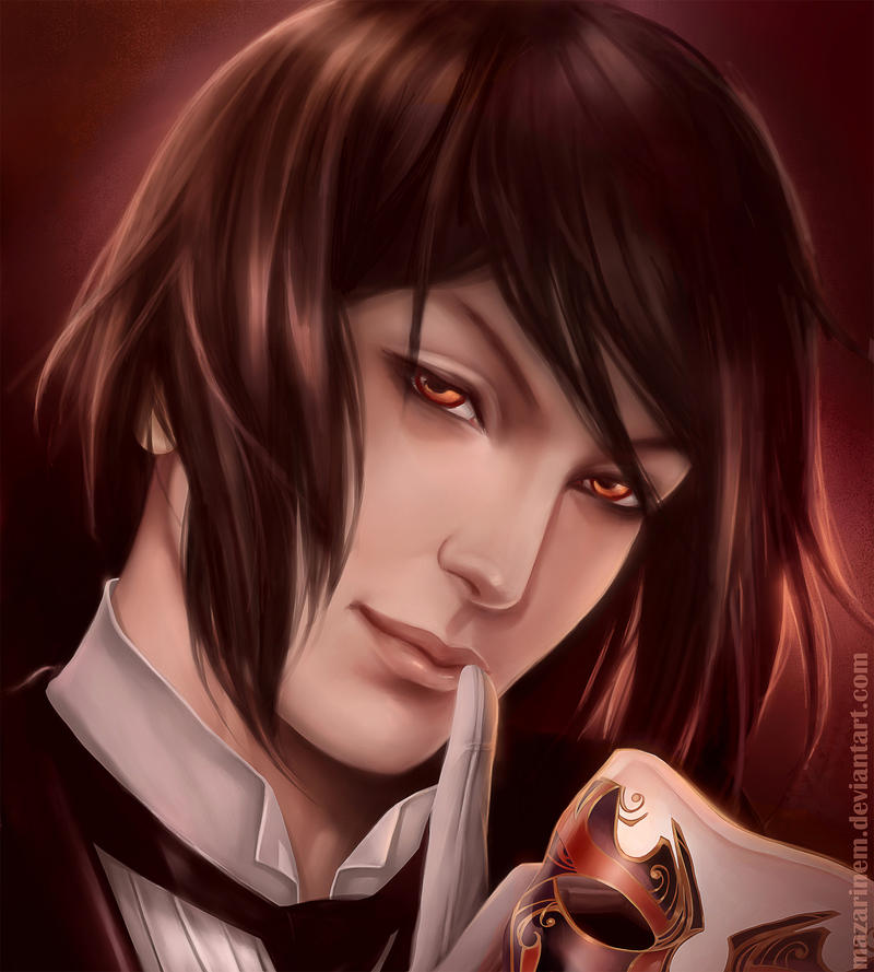 The Knave of Spades - Kuroshitsuji by Mazarinem
