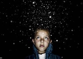 Little boy in my head by dr4oz