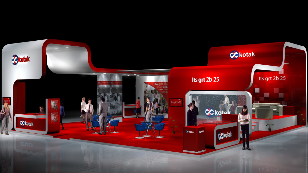 Exhibition Stall Dimensions : Stall design by centeralign on deviantart