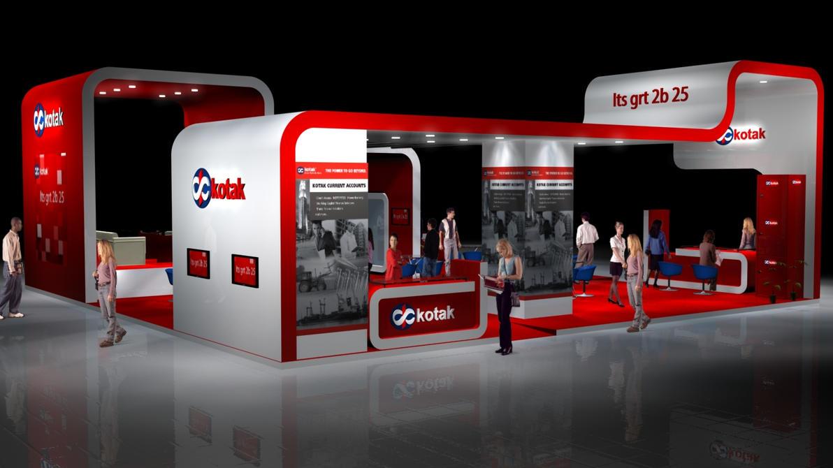Creative Exhibition Stall Design : Stall design by centeralign on deviantart