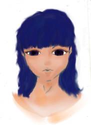 Eree Morae blurred lines WIP by RenaMorae