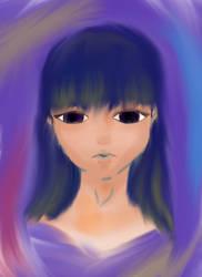 Eree Morae blurred lines (Done) by RenaMorae