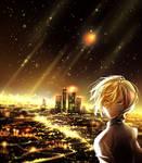 CITY LIGHTS-YURIO