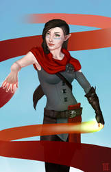 Inquisitor by FlyingPastaCat