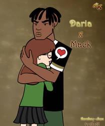 Daria and Mack by Jazzie-Simone